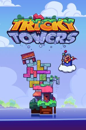 Tricky Towers cover
