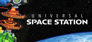 Universal Space Station cover