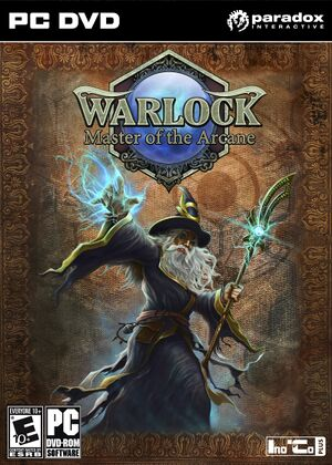 Warlock: Master of the Arcane cover