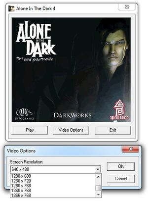 Alone In The Dark The New Nightmare Pcgamingwiki Pcgw Bugs