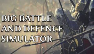 Big Battle And Defence Simulator cover