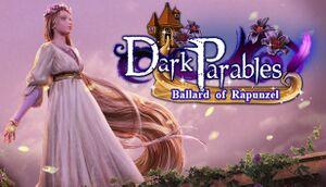 Dark Parables: Ballad of Rapunzel cover
