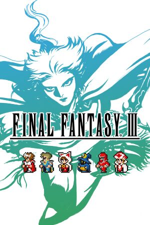 Final Fantasy III cover