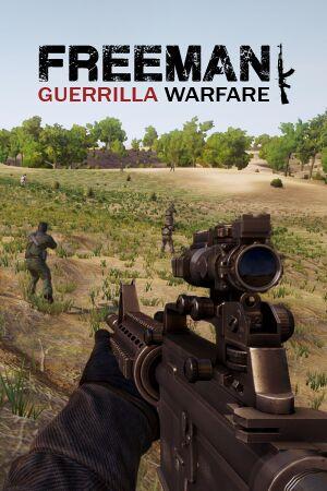 Freeman: Guerrilla Warfare cover