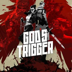 God's Trigger cover