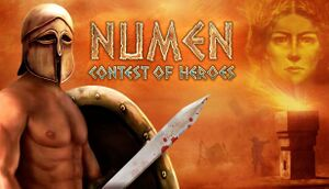 Numen: Contest of Heroes cover
