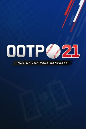 Out of the Park Baseball 21 cover