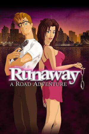Runaway: A Road Adventure cover