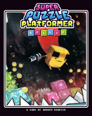 Super Puzzle Platformer Deluxe cover