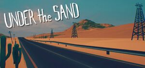 UNDER the SAND - a road trip game cover
