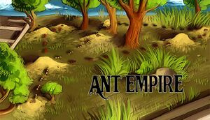 Ant Empire cover