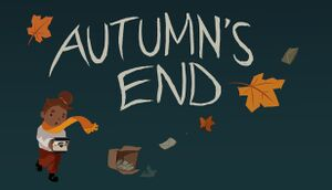 Autumn's End cover