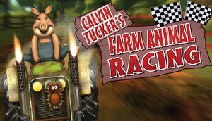 Calvin Tucker's Farm Animal Racing cover