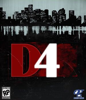 D4: Dark Dreams Don't Die -Season One- cover