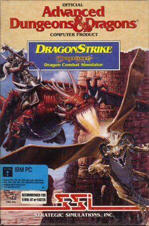 DragonStrike cover