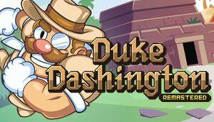 Duke Dashington Remastered cover