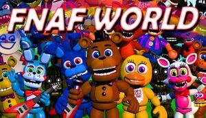FNaF World cover