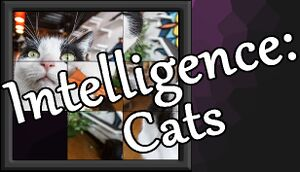 Intelligence: Cats cover