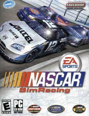 NASCAR SimRacing cover