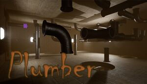 Plumber 3D cover