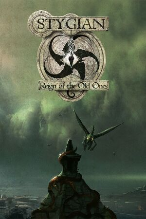 Stygian: Reign of the Old Ones cover