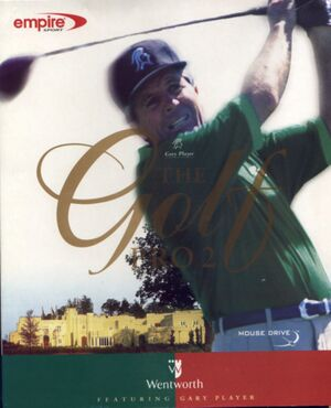 The Golf Pro 2: Wentworth Edition cover