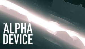 The Alpha Device cover