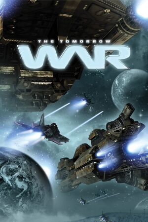 The Tomorrow War cover