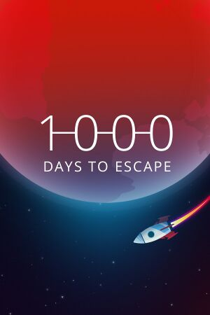 1000 Days to Escape cover