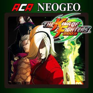 ACA NeoGeo The King of Fighters 2003.jpg