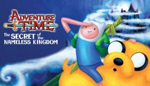 Adventure Time The Secret Of The Nameless Kingdom cover.jpg