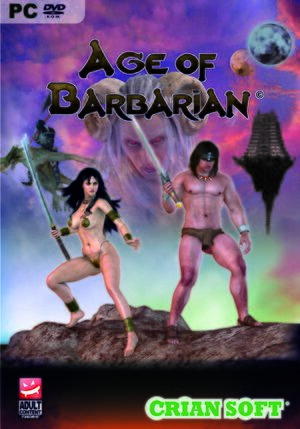 Age of Barbarian cover