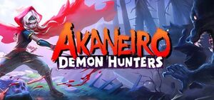 Akaneiro: Demon Hunters cover
