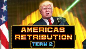 America's Retribution Term 2 cover