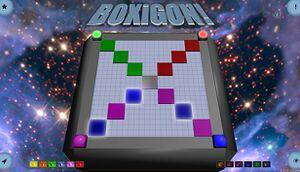 BOXiGON! cover