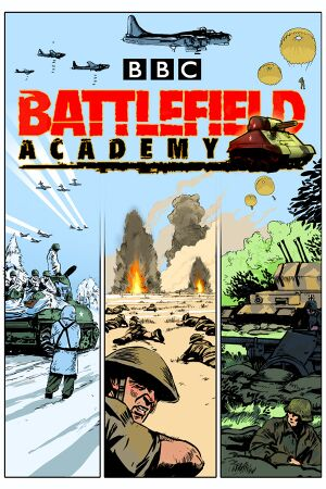 Battle Academy cover
