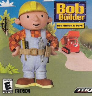 Bob the Builder: Bob Builds a Park cover