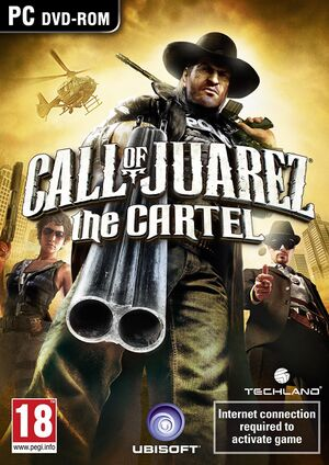 Call of Juarez: The Cartel cover