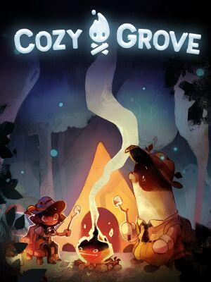 Cozy Grove cover
