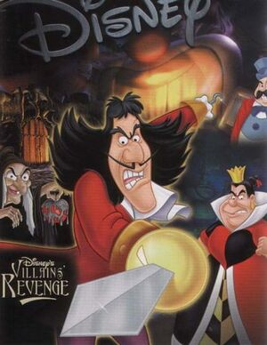 Villains' Revenge cover