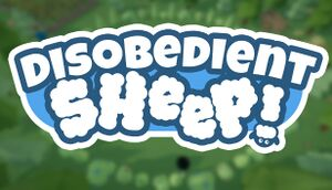 Disobedient Sheep cover