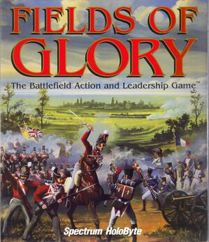 Fields of Glory cover