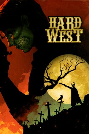 Hard West cover