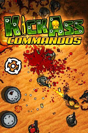 Kick Ass Commandos cover