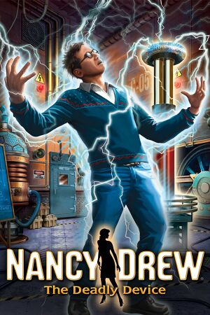 Nancy Drew: The Deadly Device cover