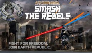 RTS Commander: Smash the Rebels cover
