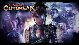 Scourge: Outbreak cover