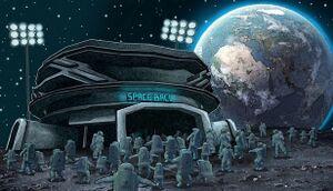 Spaceball! cover