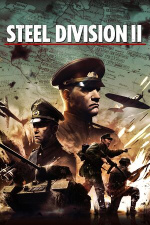 Steel Division 2 cover