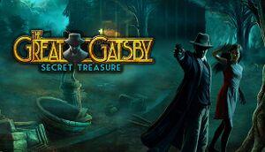 The Great Gatsby: Secret Treasure cover